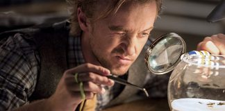 Tom Felton en 'The Flash'