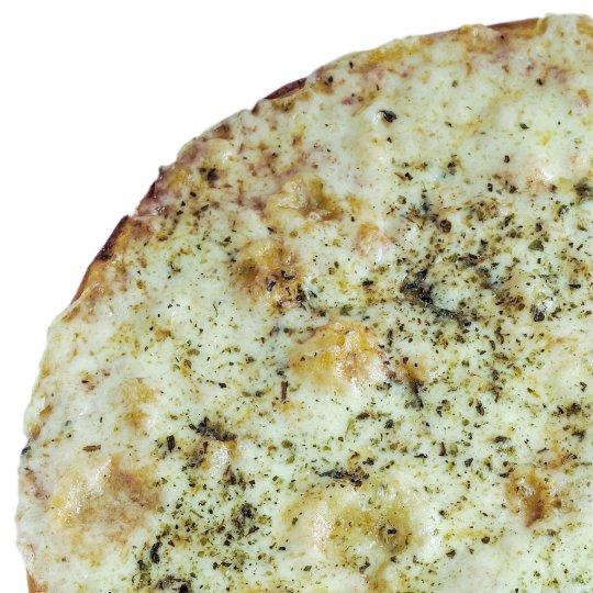 pizza mussarela di mari