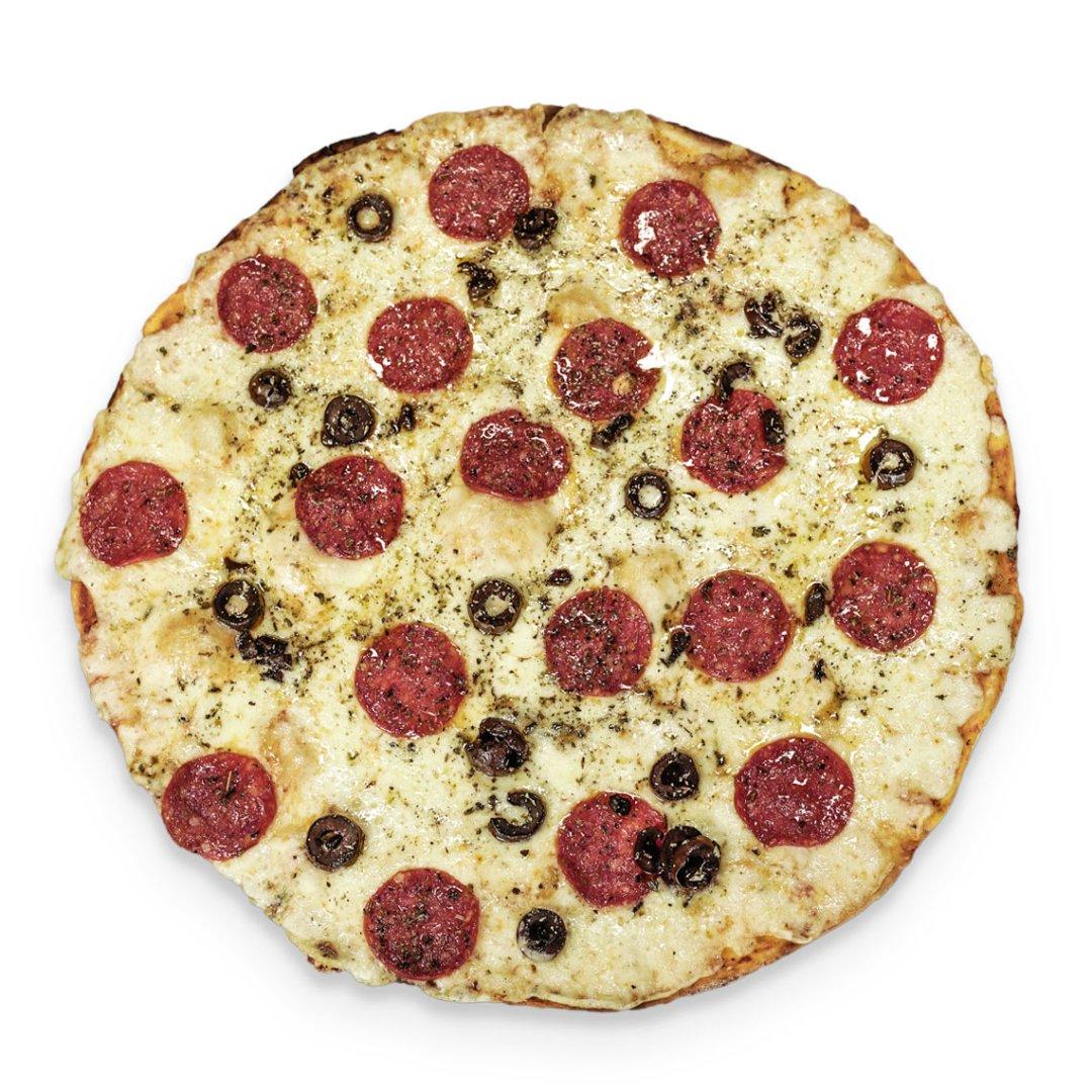 pizza pepperoni di mari