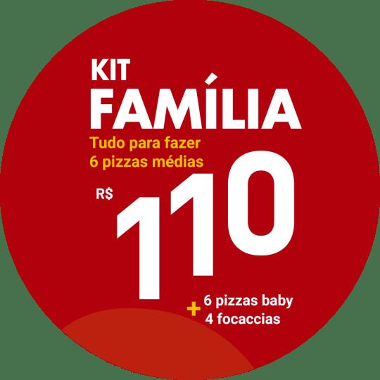 kit familia pizza di mari