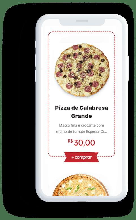 Pizza Grande Di Mari