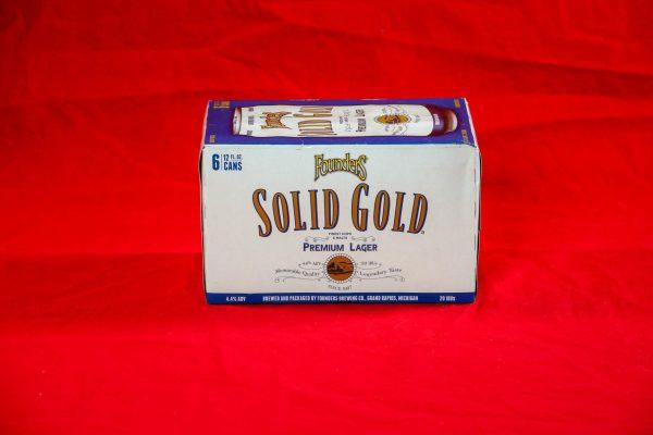 Founders Soild Gold