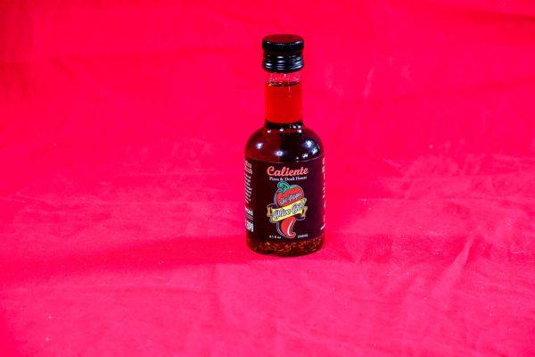 Caliente Hot Pepper Olive Oil