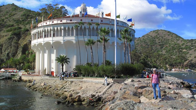 The Avalon Casino.