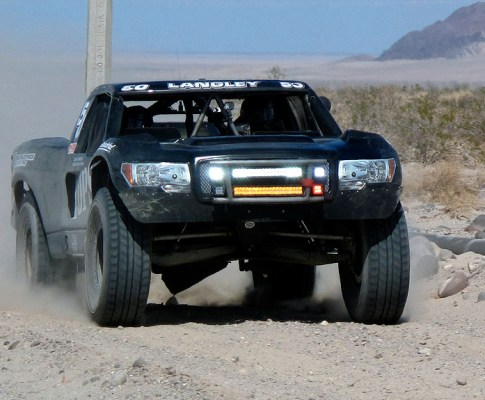 Baja 250: Race Day