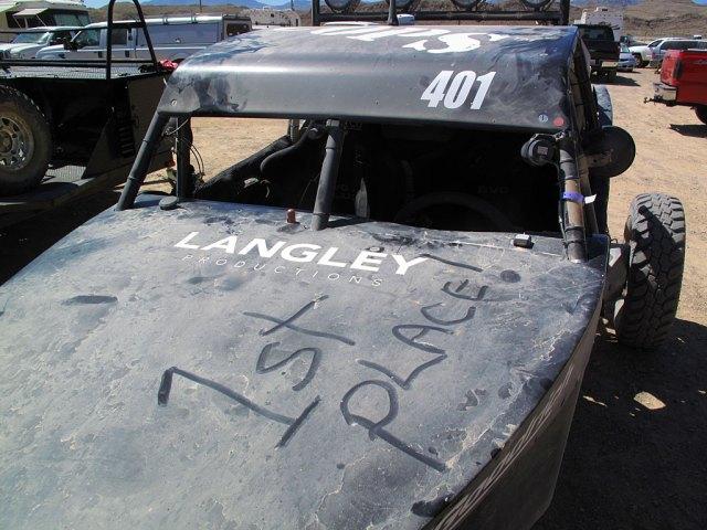 John Langley brought the COPS Class 4 car to a flawless class win.