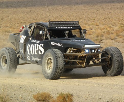 COPS Racing in the BITD Vegas to Reno