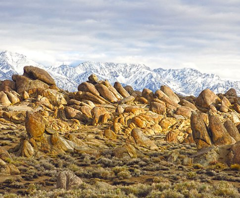 Seven Photos from the Alabama Hills