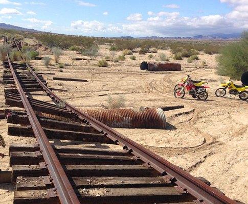 A Long Weekend in the Desert