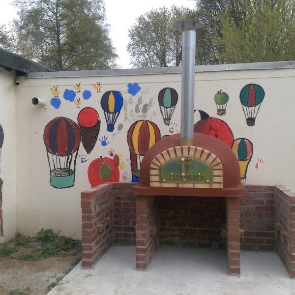 Pizzaioli mit Korkbeschichtung Abenteuerspielplatz Eschborn