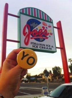 Joe's Italian Ice, Anaheim, California