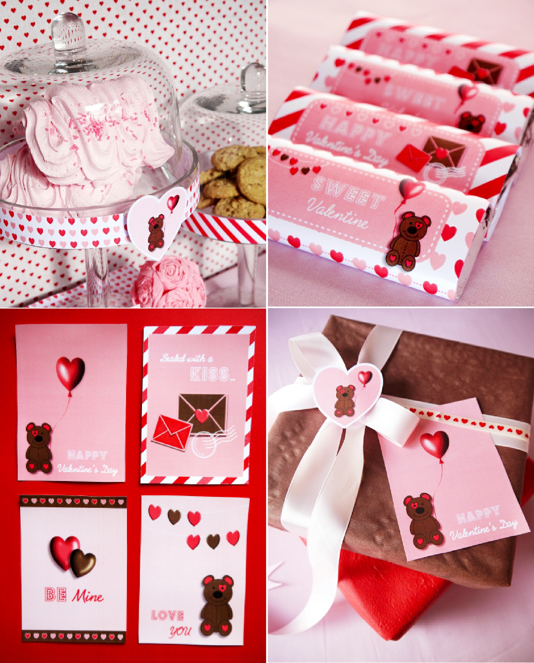 Milk And Cookies Valentine S Day Party