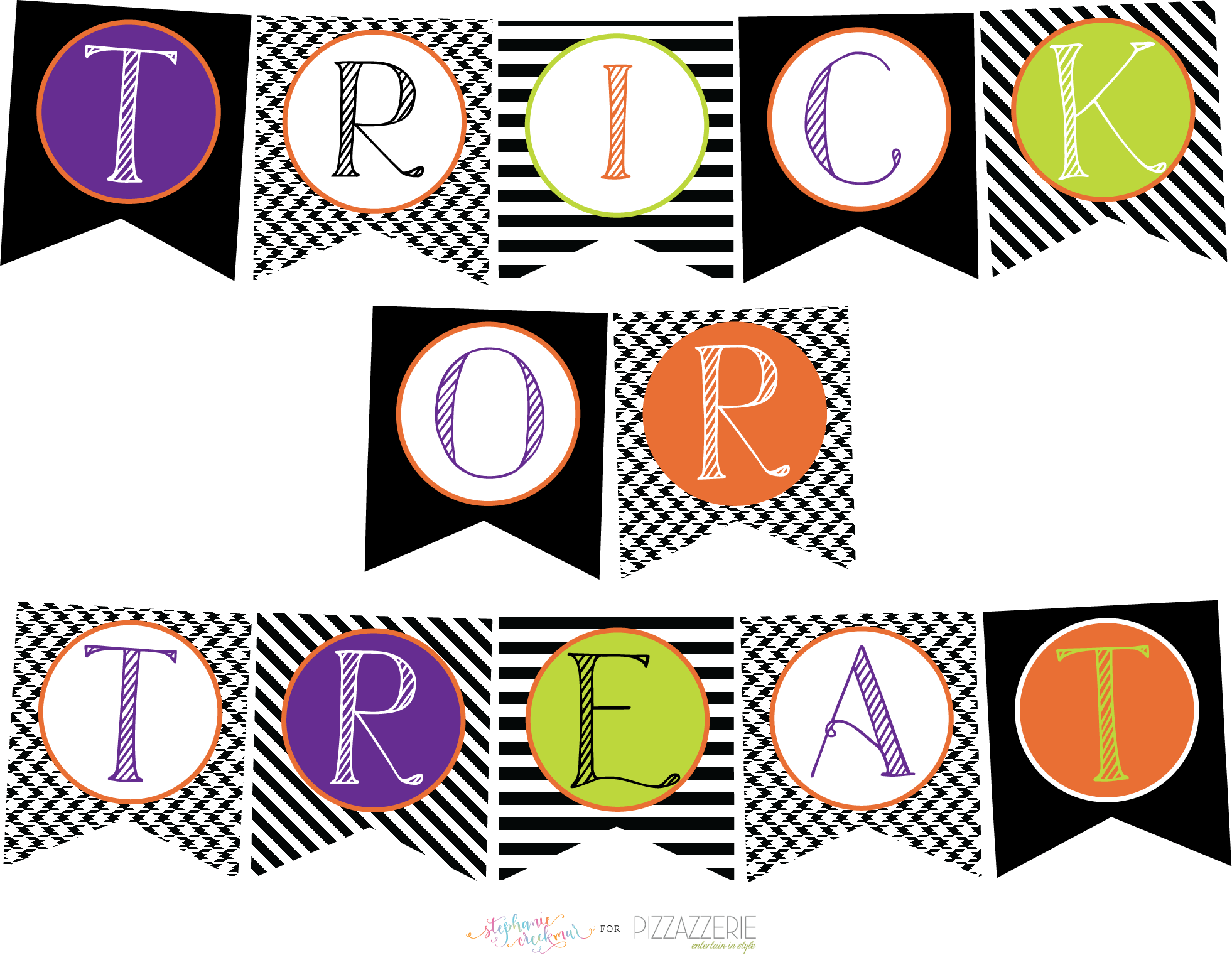 Download Free Halloween Printables Collection