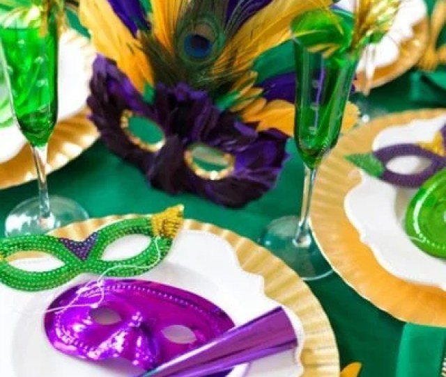 Lots Of Mardi Gras Party Ideas And Recipe Tips Pizzazzerie Com