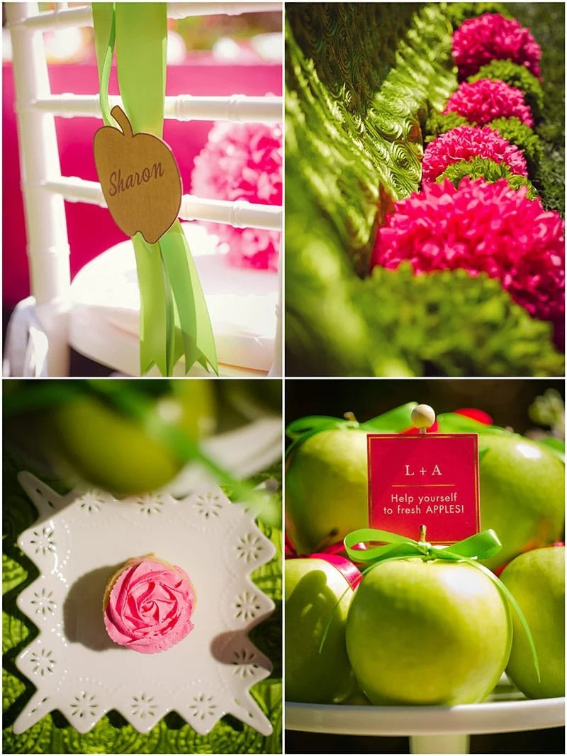 You Re The Apple Of My Eye Bridal Shower