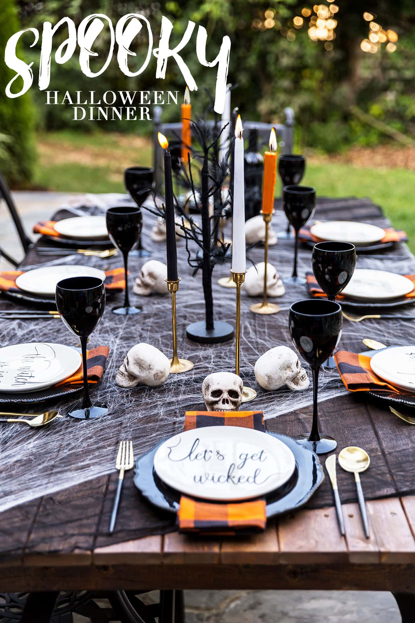 Adult Halloween Party Decorations Amp Halloween Menu Ideas