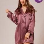nightshirts for plus sizes, beautiful silk nightshirts, sexy nightshirts for plus size women