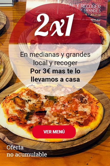 Oferta Pizzería Española