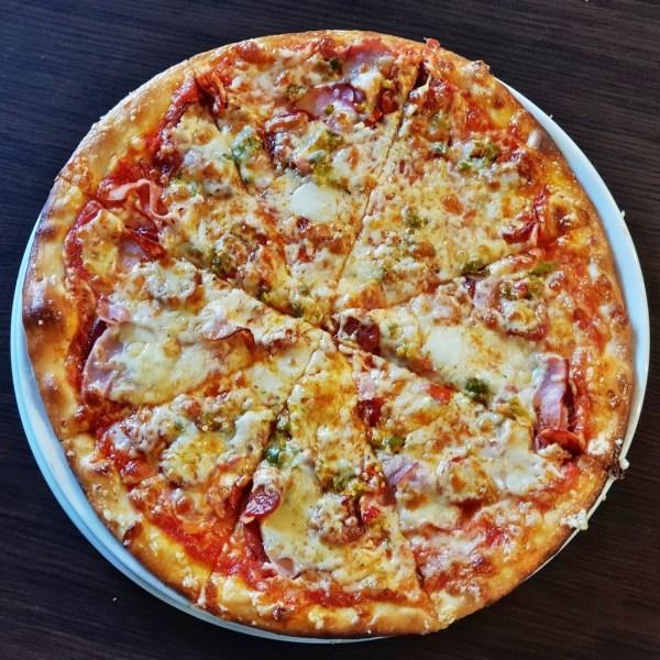 14. Pizza alla Fukso 690g