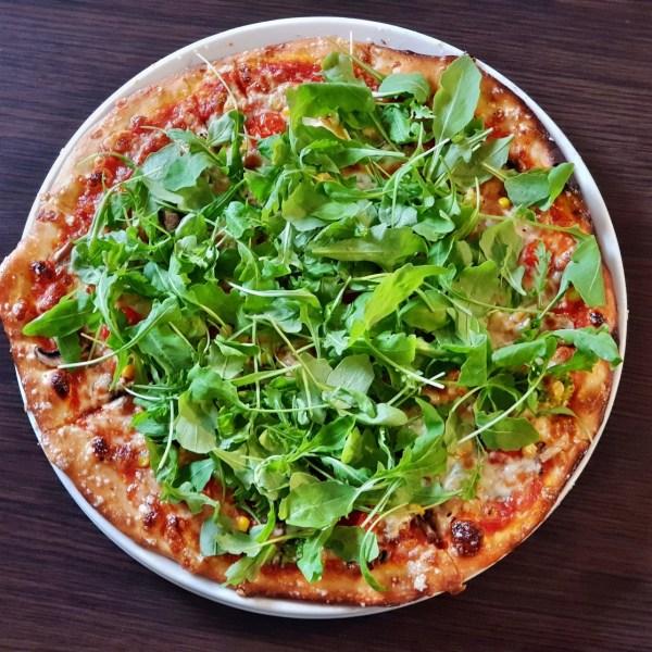 19. Pizza Vegetariána 700g