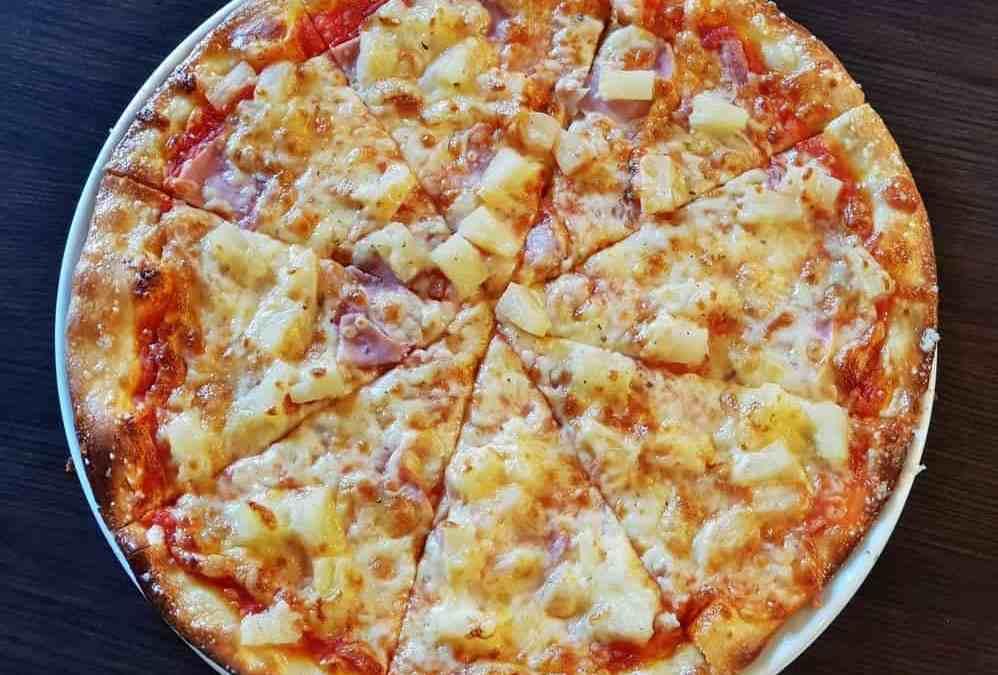 3. Pizza Hawai 580g