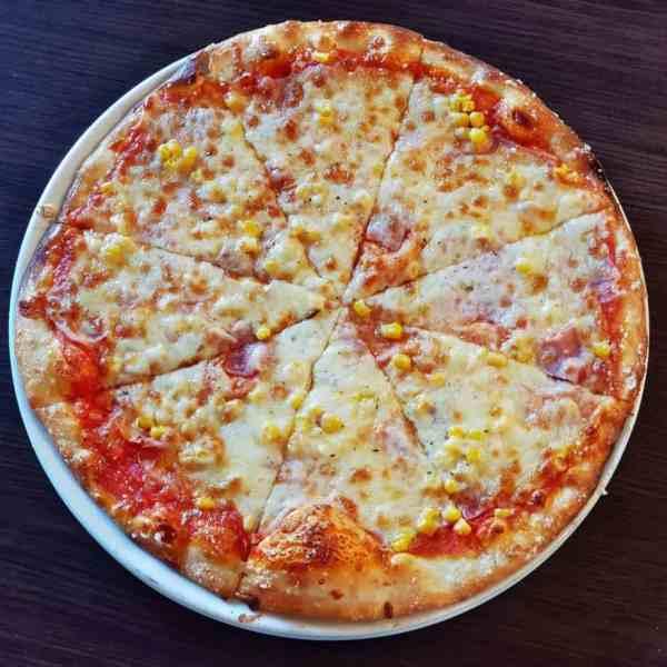 6. Pizza Kukuricová 570g