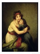 27697~Madame-Vigee-Lebrun-and-Her-Daughter-Jeanne-Lucie-Louise-1780-1819-1789-Posters_jpg
