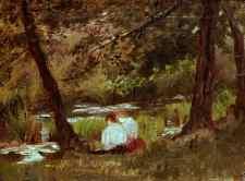 woodland-stream