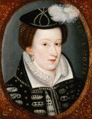 NPG 1766; Mary, Queen of Scots by Unknown artist