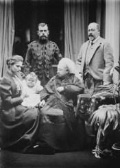 Nicholas-Alexandra-Olga-Queen-Victoria-Bertie