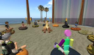 Orientation at the beach_001