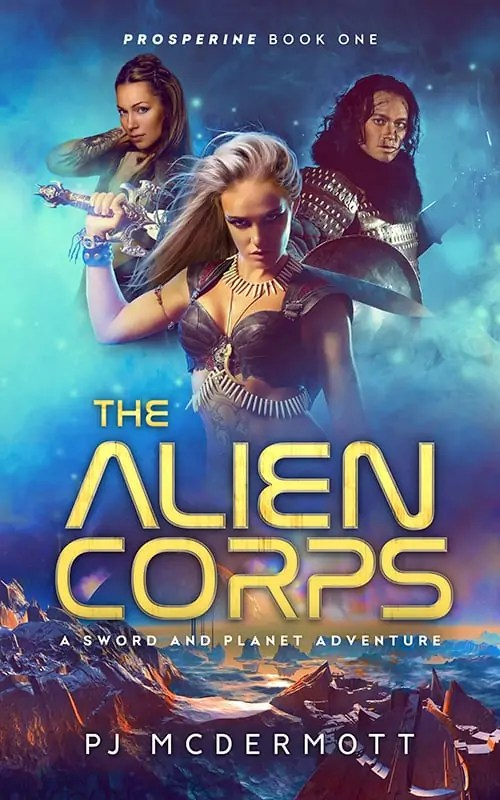 Hickory and the Alien Corps travel to the edge of the galaxy
