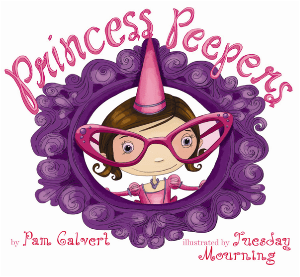 Princess Peepers Book Cover