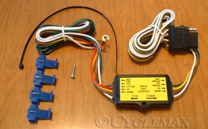5 to 4 Pin Trailer Harness Converter