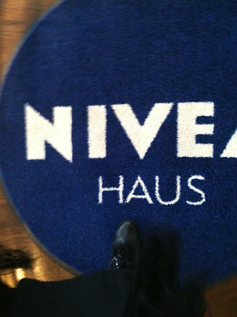 Nivea Húsið í Hamborg