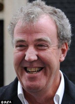 Jeremy Clarkson er skemmtilegur en við myndum ekki fara í sleik við hann!