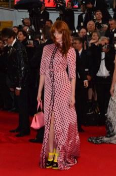 Florence Welch var ekki í best klædda hópnum