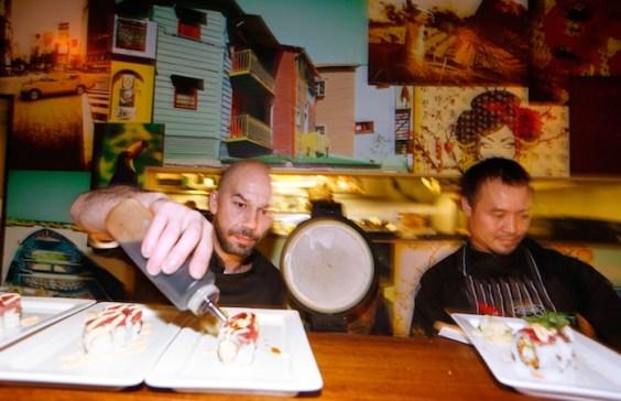 Sushi Samba Veitingahús - 2 ára