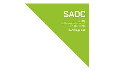 Logo de la Société d'aide au développement des collectivités d'Abitibi-Ouest