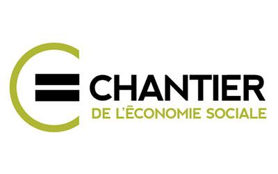 Logo du Chantier de l'économie sociale