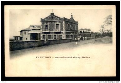 water street station