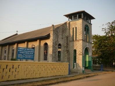 St Patrick's - RC