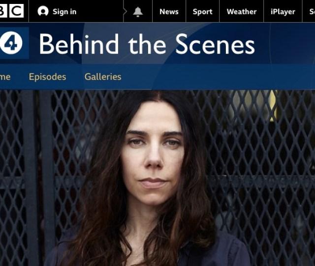 Pj Harvey Bbc Radio 4 Behind The Scenes Program