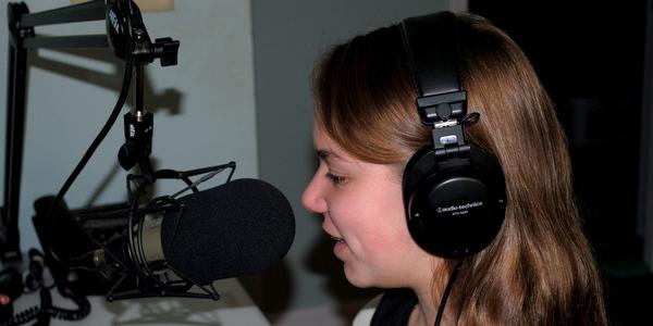 Brett Podcasting