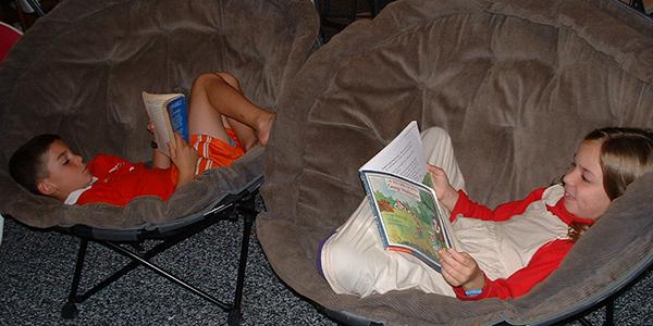 Brett and Cole reading_blog