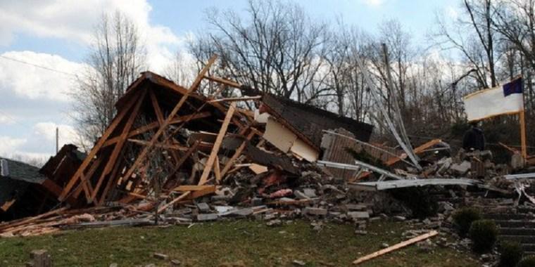 2012 Henryville, IN Tornado Damage