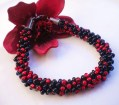 bracelet-kumihimo-red-black