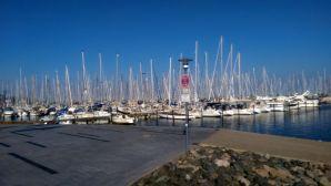 Heiligenhafen, Marina, Yachthafen
