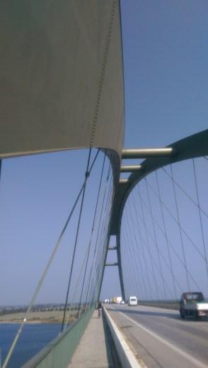 Brücke Fehmarnsund