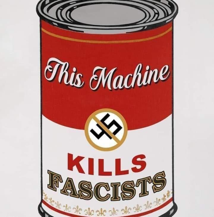 Insanity Wrap Presents Nazi Soup